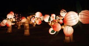 Festival di lanterna illustrazione vettoriale