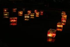 Festival di lanterna della luna Fotografie Stock Libere da Diritti