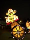 Festival 2014 di lanterna di Taipei Immagini Stock