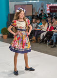 Festival 2016 di modo di Kyiv della moda a Kiev, Ucraina Immagine Stock