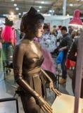 Festival 2016 di modo di Kyiv della moda a Kiev, Ucraina Fotografia Stock Libera da Diritti