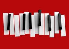 Festival di musica di jazz, modello del fondo del manifesto Fotografie Stock