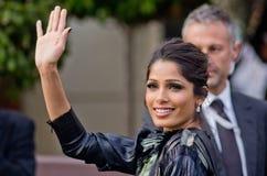 Festival di pellicola di Cannes 2011, Francia immagini stock libere da diritti