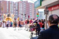Festival di religione di laga del ¡ di MÃ Fotografia Stock Libera da Diritti