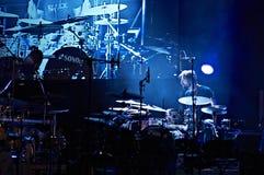 Festival di rullo del tamburo internazionale 2012 Fotografie Stock