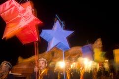 FESTIVAL DI SELIKURAN Fotografia Stock Libera da Diritti