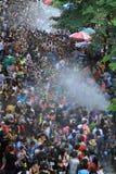 Festival di Songkran Immagine Stock
