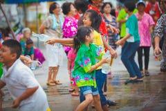 Festival di Songkran Immagini Stock Libere da Diritti