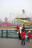 festival di sorgente di 2013 cinesi a Chengdu Fotografia Stock Libera da Diritti