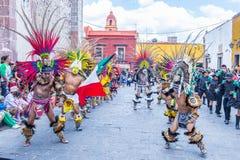 Festival di Valle del Maiz Immagini Stock