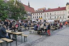 Festival do alimento Imagem de Stock
