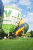 Festival do balão de ar quente Imagens de Stock Royalty Free