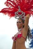 Festival do Cararibe de Carnaval em Rotterdam Fotos de Stock Royalty Free
