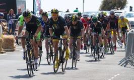 Festival 2013 do ciclismo de Eastbourne foto de stock royalty free