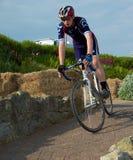 Festival 2014 do ciclismo de Eastbourne fotografia de stock