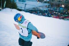 Festival do esqui e da neve do mundo Fotos de Stock Royalty Free