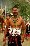Festival do Hornbill de Nagaland-India. Imagens de Stock Royalty Free