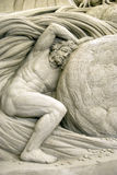 Festival do International 2009 de esculturas da areia Imagens de Stock Royalty Free