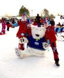 Festival do inverno Fotos de Stock Royalty Free