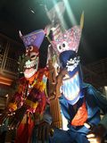 Festival do khon da phi Ta imagens de stock