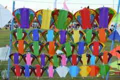 Festival do papagaio Fotografia de Stock