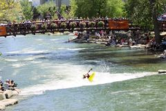 Festival do rio de Reno Imagens de Stock Royalty Free