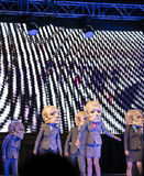 Festival do teatro da rua em Krakow Imagens de Stock