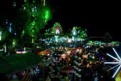 Festival do templo Fotos de Stock