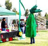 Festival do Vegan de Adelaide Foto de Stock Royalty Free