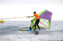 Festival 2013 do vento - porto de Diano Foto de Stock Royalty Free
