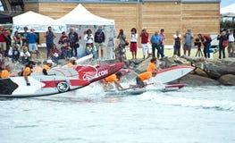 Festival 2013 do vento - porto de Diano Imagens de Stock Royalty Free