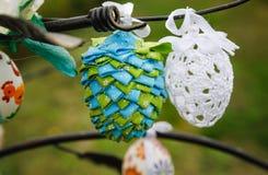 Festival dos ovos da páscoa Fotos de Stock