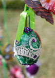 Festival dos ovos da páscoa Imagem de Stock Royalty Free