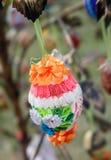 Festival dos ovos da páscoa Fotografia de Stock