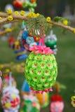 Festival dos ovos da páscoa Imagens de Stock