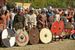 Festival early Middle Ages First Capital of Russia royalty free stock photos