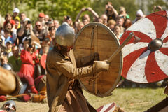 Festival early Middle Ages First Capital of Russia Stock Photos