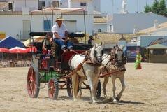 Festival Espagne d'EL Rocio de Romeria Image libre de droits