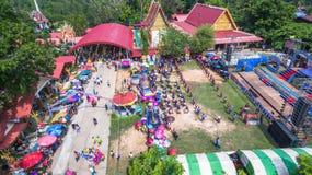 Festival för bullesmällFai raket Royaltyfri Bild