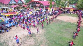 Festival för bullesmällFai raket Royaltyfri Foto