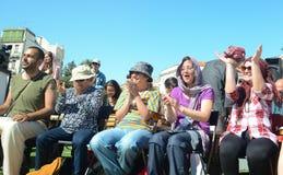 Festival för hundra valsar på arbetardag Royaltyfri Bild