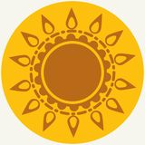 Festival felice di diwali Immagini Stock