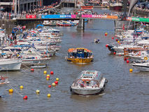 Festival Ferries Stock Images