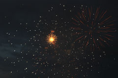 Festival firework Royalty Free Stock Photography
