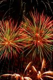 Festival firework Royalty Free Stock Photo