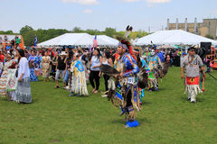 Festival of First nations Stock Images