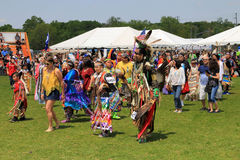 Festival of First nations Royalty Free Stock Photos