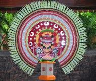 Festival flower decoration Stock Photography