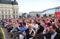 Festival George-Enescu Stockfotos