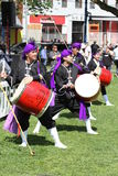 Festival giapponese Immagini Stock
